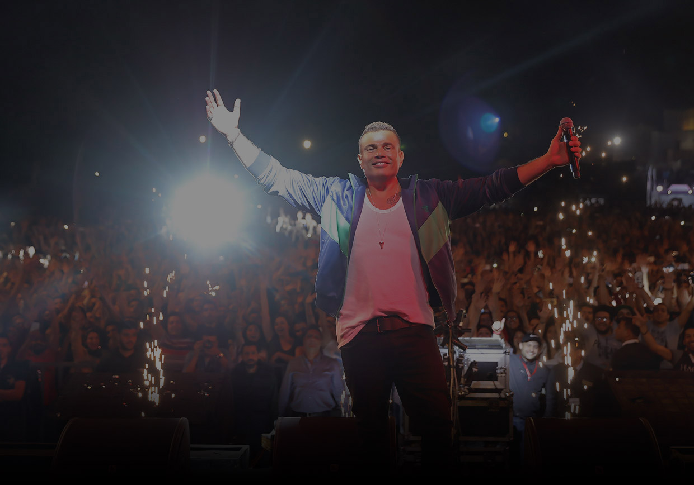 Amr Diab Concert